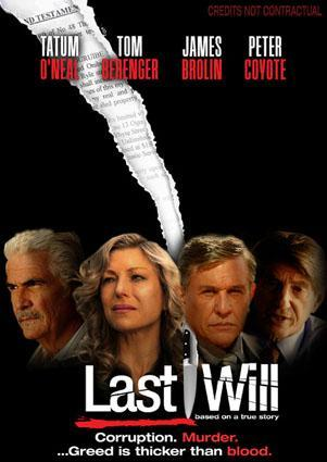 Su última voluntad
