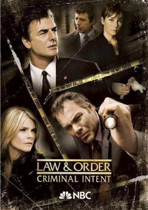 Law & Order: Criminal Intent (CI) (Serie de TV)