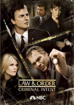 Law & Order: Criminal Intent (Serie de TV)