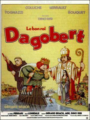 Dagobertus, locas historias medievales