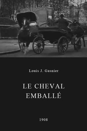 Le cheval emballé (The Runaway Horse) (C)
