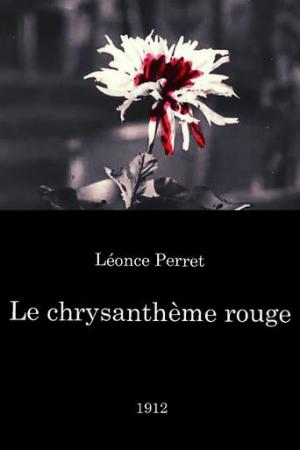 Le chrysanthème rouge (S) (S)