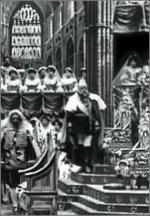 La coronación del rey Eduardo VII (C)