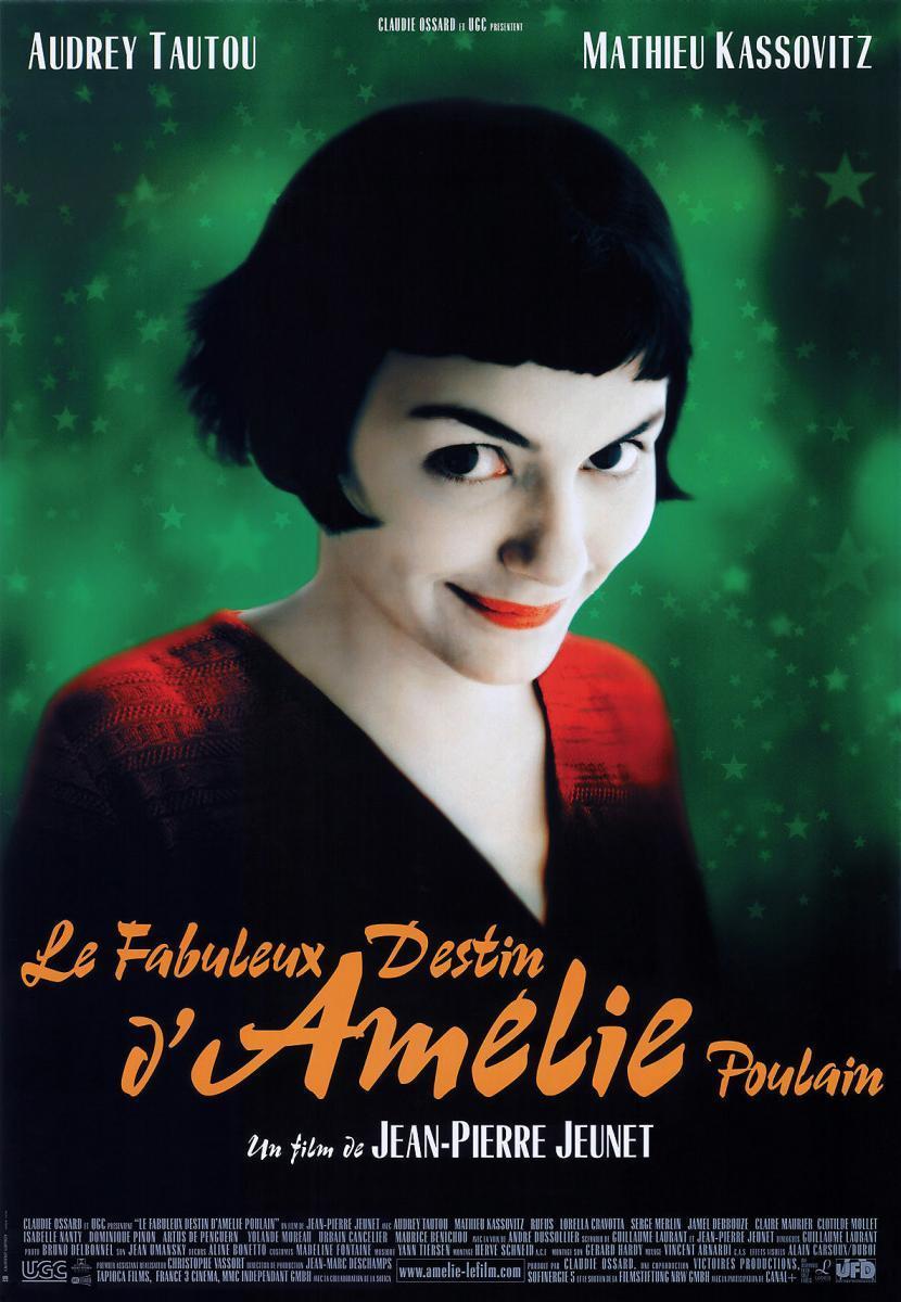 Amélie [2001][Español Latino][1080p][MEGA]