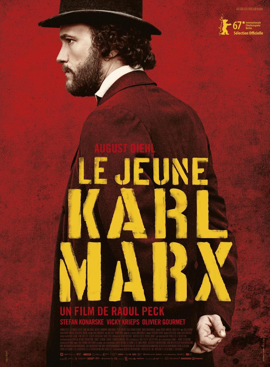 El joven Karl Marx (2017) Gratis en MEGA