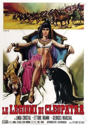 Las legiones de Cleopatra