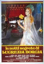 Las noches secretas de Lucrecia Borgia