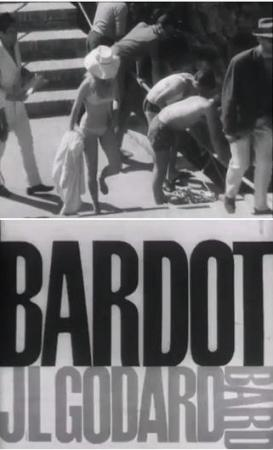 Bardot et Godard (C)