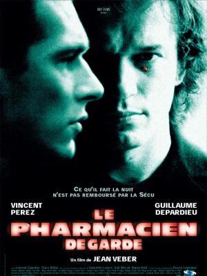 El farmacéutico de guardia