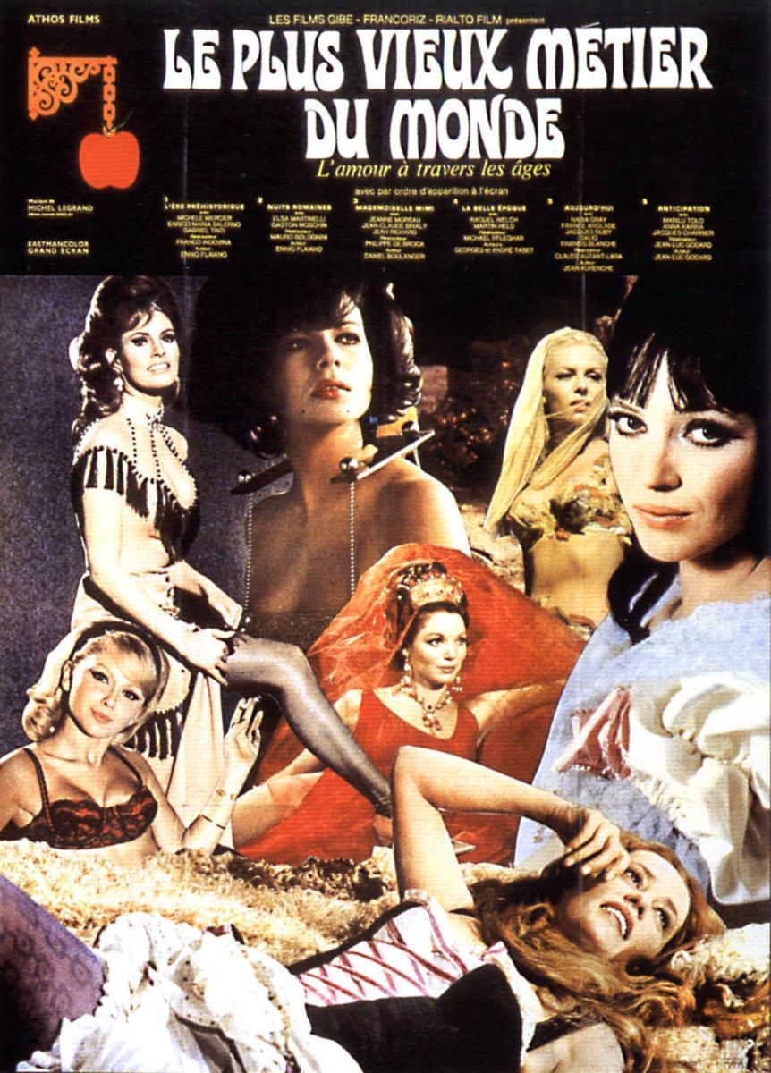 The Oldest Profession (1967) - FilmAffinity