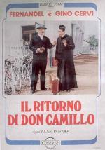 Le retour de Don Camillo (Il ritorno di Don Camillo)