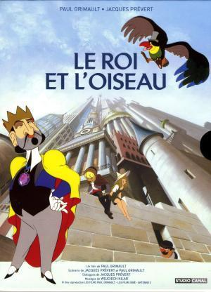 El rey y el ruiseñor (Le Roi et l'oiseau)