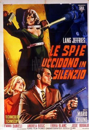 Los espías matan en silencio
