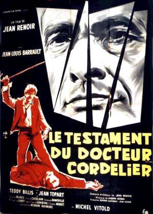 El testamento del Doctor Cordelier