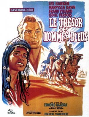 Le trésor des hommes bleus (El secreto de los hombres azules)