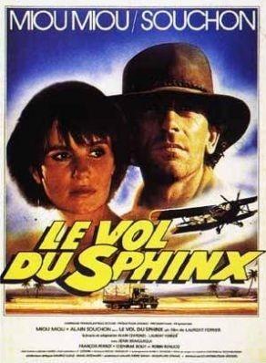 El vuelo del Sphinx (El vuelo de la Esfinge)