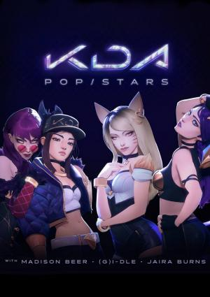 League of Legends: POP/STARS (C)