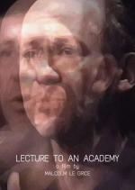 Lecture to an Academy (C)