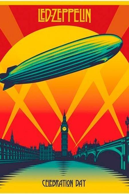 Led Zeppelin: Celebration Day (2012) - Led Zeppelin ...
