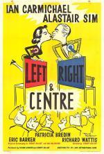 Izquierda, derecha y centro
