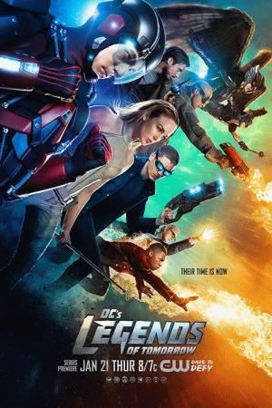 DCs Legends of Tomorrow Temporada 2  720p Español Castellano
