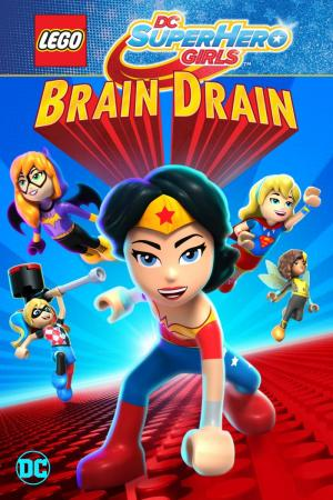 LEGO DC Superhero Girls: Trampa Mental