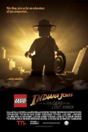 Lego Indiana Jones and the Raiders of the Lost Brick (TV) (S)