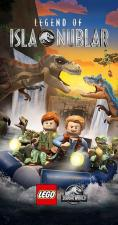 Lego Jurassic World: Legend of Isla Nublar (Serie de TV)