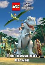 LEGO Jurassic World: Escape del Indominus Rex (TV) (C)