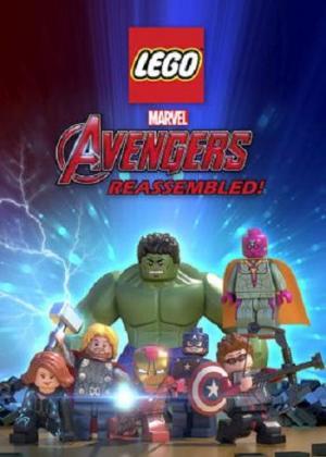 Lego Marvel Super Heroes: Avengers Reassembled (TV)