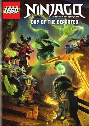 Lego Ninjago: Day of the Departed (TV)