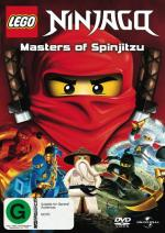 Ninjago: Masters of Spinjitzu (TV Miniseries)