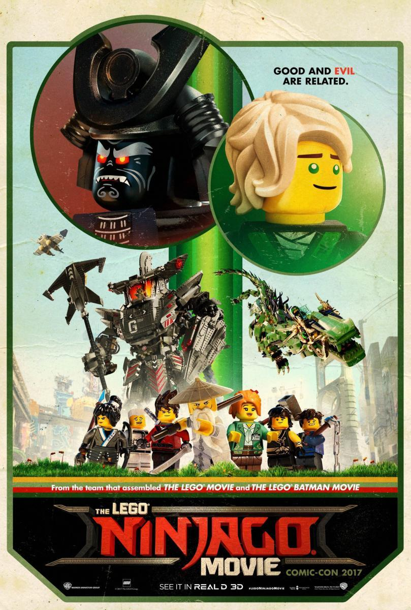 La LEGO NINJAGO Película Online