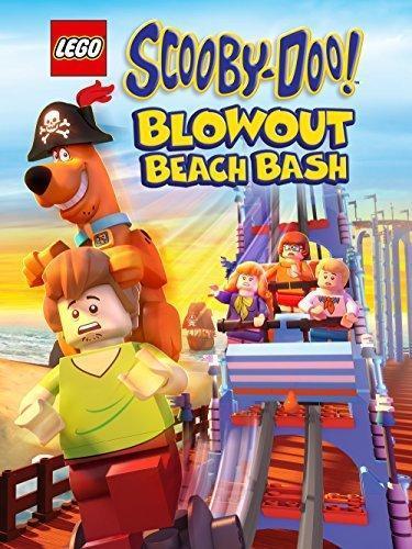 Lego Scooby-Doo! Fiesta En La Playa De Blowout (BRRip Latino – Ingles 1080p) 2017