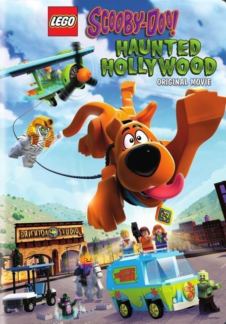 Lego Scooby-Doo: Hollywood embrujado [2016][Latino][1080p][MEGA]