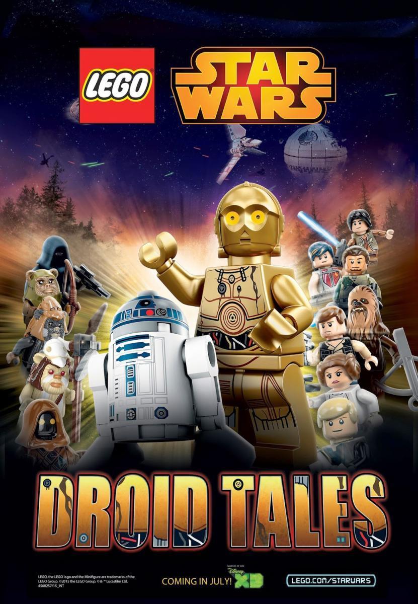 Lego Star Wars: Droid Tales (TV Series) (2015) - FilmAffinity