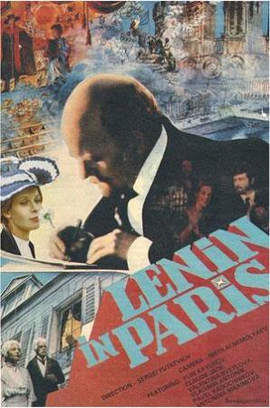 Lenin en París