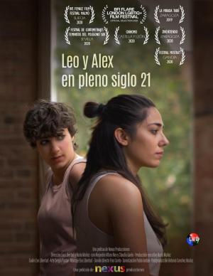 Leo y Alex en pleno siglo 21 (C)