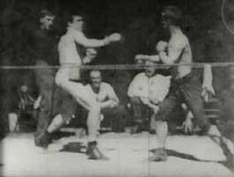 Leonard-Cushing Fight (C)