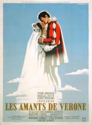 Les amants de Vérone