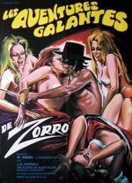 Les aventures galantes de Zorro