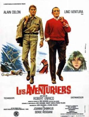 Los aventureros (Tres aventureros)