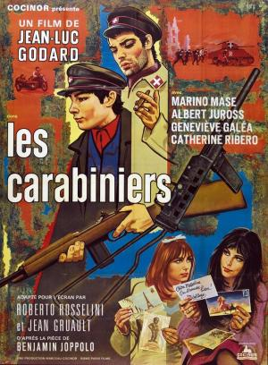 Les Carabiniers (The Soldiers)