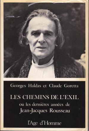 Les chemins de l'exil ou Les dernières années de Jean-Jacques Rousseau (TV)