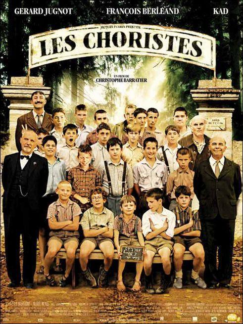 Los Chicos del Coro (Christophe Barratier, 2004) en una lectura