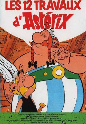 Astérix y las 12 pruebas (Las doce pruebas de Astérix)