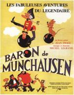Las fabulosas aventuras del barón Munchausen