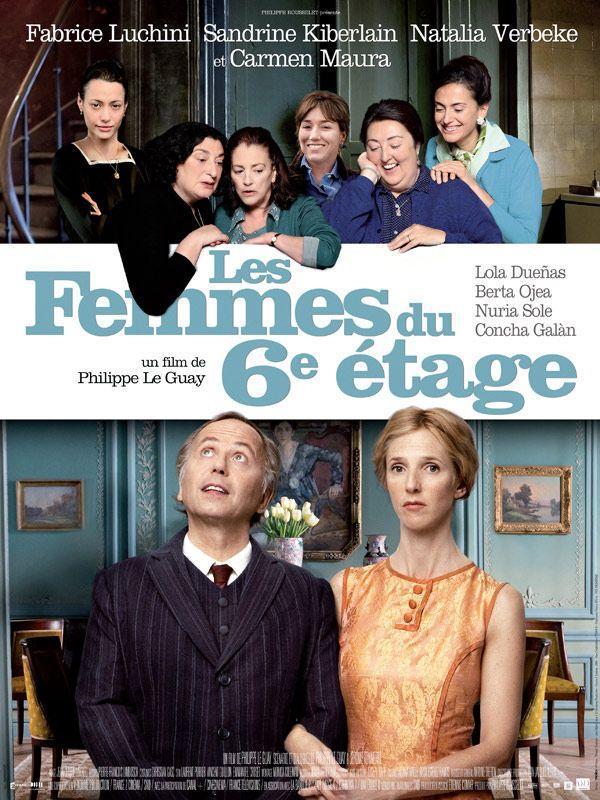 Las chicas de la 6ª planta (2010) - FilmAffinity