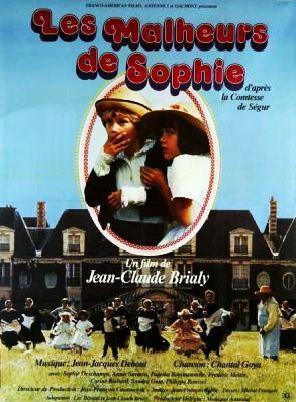 les malheurs de sophie film 1981