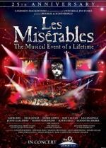 Les Misérables in Concert: The 25th Anniversary (Los miserables)